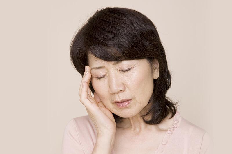 女性更年期障害