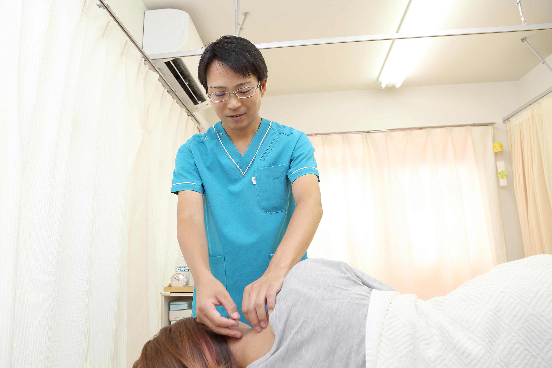 当院の肩こりの治療