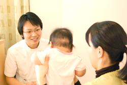 小児はり治療
